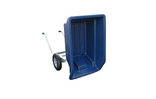 250L Tipping Wheelbarrow image #1