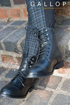 Windsor Lace Boot