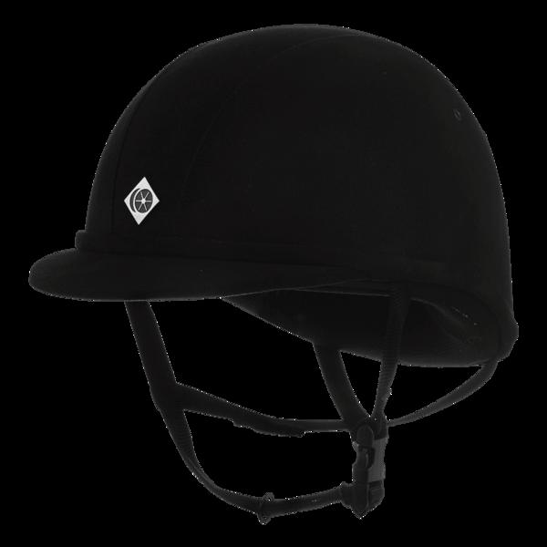 YR8 Riding Hat - Black